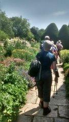 Great Chalfield path
