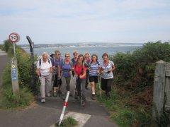 Coastal walk to Newlyn, Mousehole and Lamorna Cove